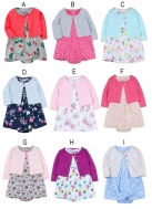 Baju Bayi Dress Bolero CarterLove - BY1443