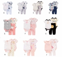 Jumper Pendek + Pants 3in1 Catell Love - BY1445
