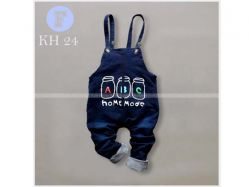 Fashion Overall KH 24 F Teen - CB348 / S
