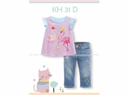 Fashion Girl Set KH 31 D Teen - GS4022 / S