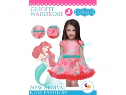 Dress GW 245 J Teen - GD3730 / S