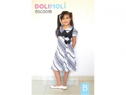 Dress Dolimoli School Edition B - GD3743 / S