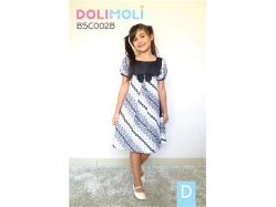 Dress Dolimoli School Edition D - GD3745 / S