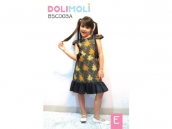Dress Dolimoli School Edition E - GD3746 / S
