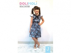Dress Dolimoli School Edition J - GD3751 / S