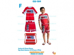 Swimming suit GW 284 F Teen - PL3517 / S