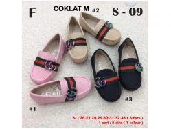 Shoes S 09 1 F2 - PL3856