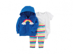 Baby Romper Pant & Jacket CTR 27 L - BY1321