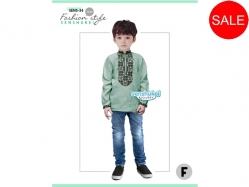 Fashion Koko Senshukei 34 F Kids - BS5895 / S M