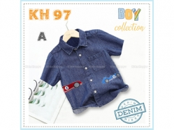 Fashion Boy KH 97 A Teen - BA1406