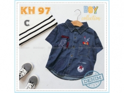 Fashion Boy KH 97 C Teen - BA1408