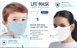 Life-Mask ( Anti Bacteria ) - PL4363