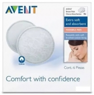 AVENT Washable Breast Pads - PL4378